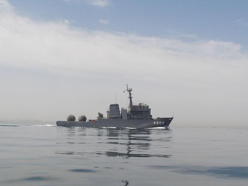 海上自衛隊4304「げんかい」
