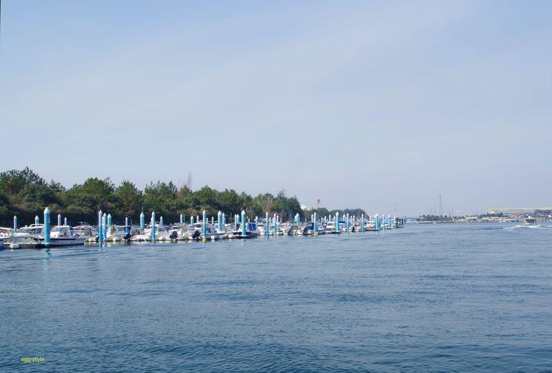 二見港内ボートパーク