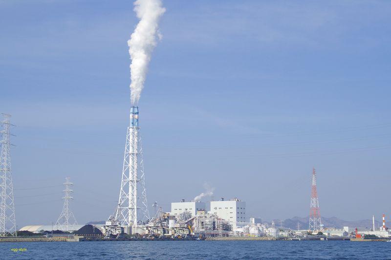 高砂 火力発電所