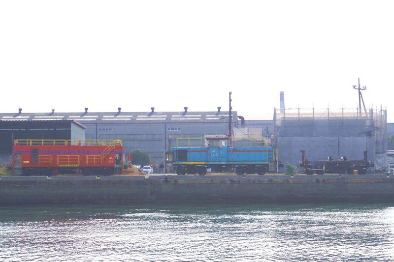 神戸製鋼所内の鉄道