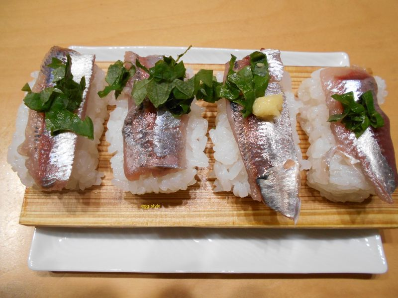 イワシ寿司