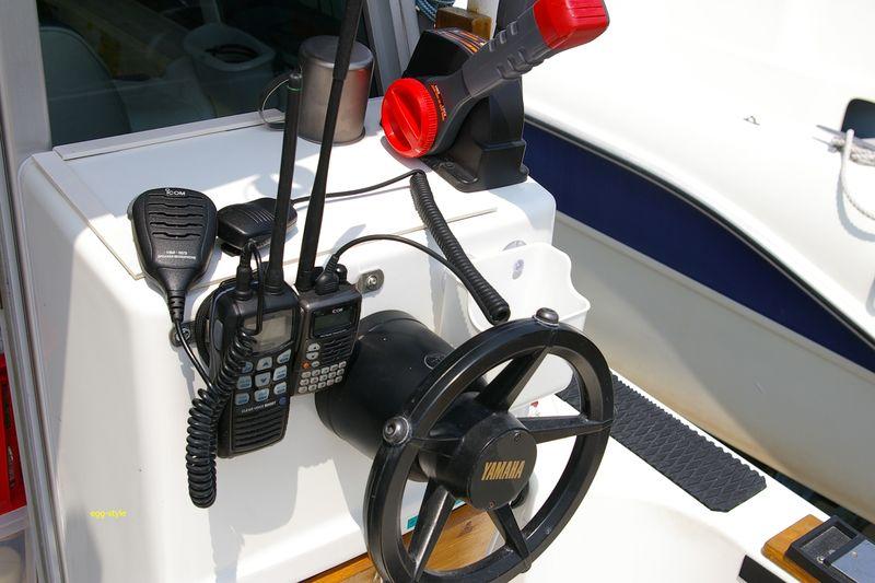 アマ無線と国際VHFハンディー機はどこでも使える
