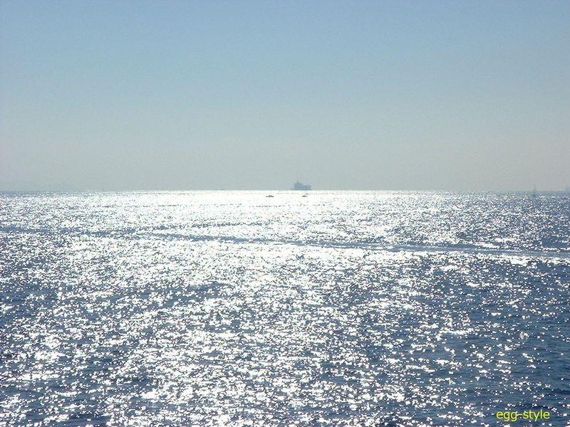 播磨灘は、風光明媚な瀬戸内海の釣り場