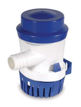 ビルジポンプを使って海水循環させると便利で、掃除も簡単にできる